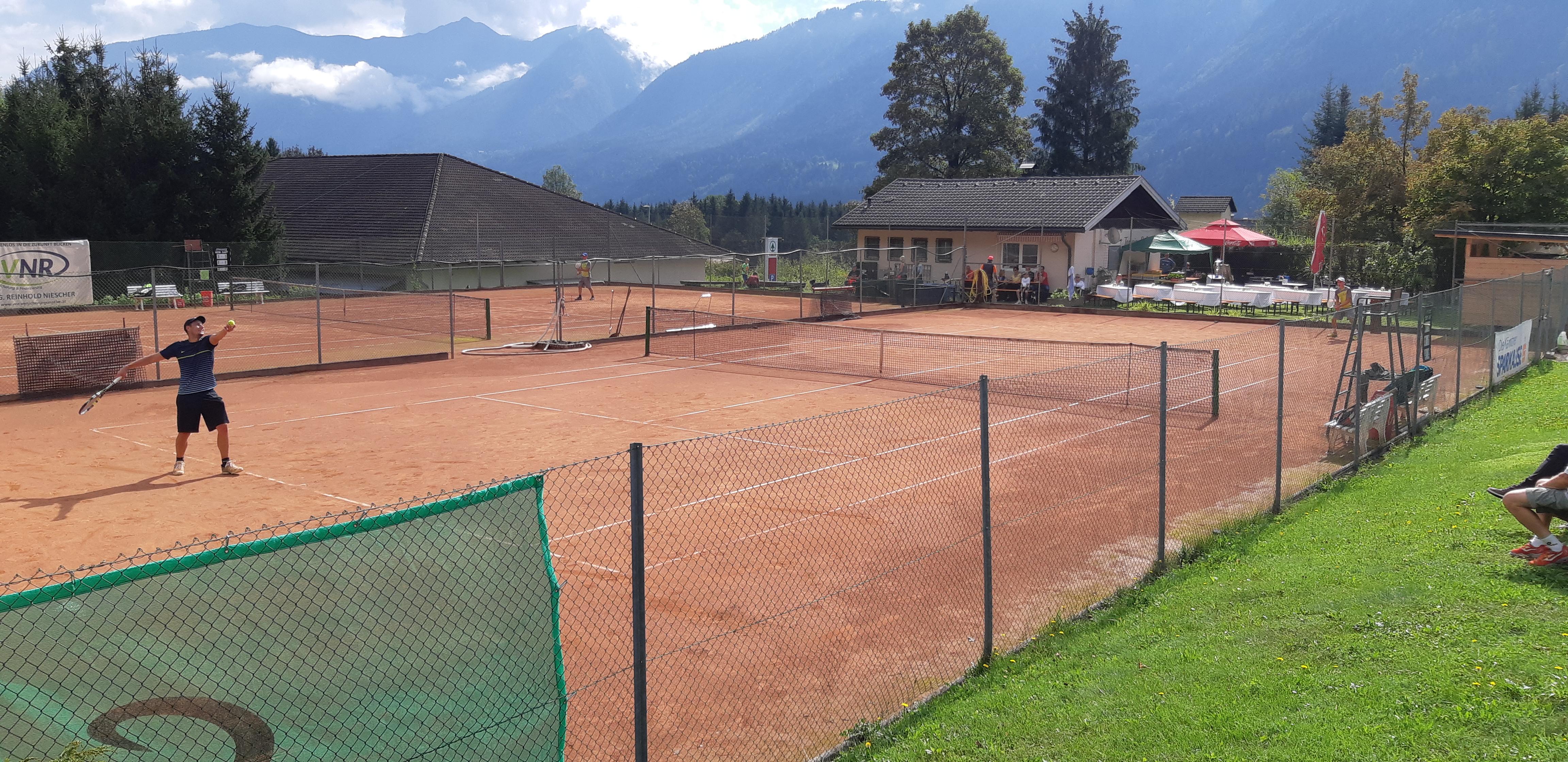 Foto Tennisanlage